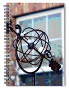 Start Your Journey Spiral Notebook
