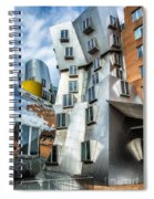 Stata Building 1 Spiral Notebook