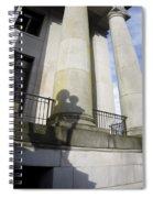 State Building Washington  Spiral Notebook