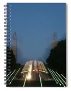 State Capital Plaza Zoomey Spiral Notebook