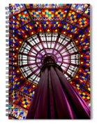 State House Dome Spiral Notebook