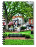 State House Grounds Spiral Notebook