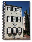 State Street - Charlestons French Quarter Spiral Notebook