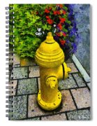State Street Sentinel Spiral Notebook
