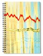 Static 2 Spiral Notebook