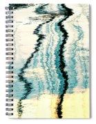 Static 1 Spiral Notebook