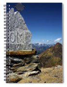 Statue The Dom Spiral Notebook