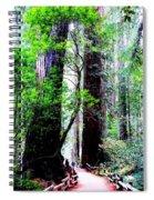 Stature Spiral Notebook