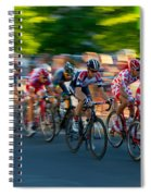 Stay Focused Spiral Notebook