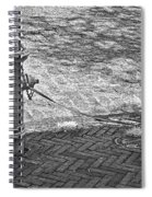 Stay Or Go Spiral Notebook