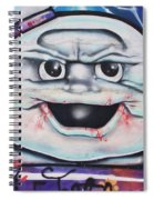 Stay Puff Spiral Notebook