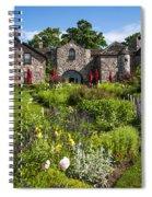 Ste. Anne's Spa Spiral Notebook