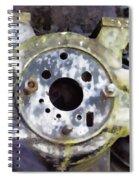 Steam Machine 2 Spiral Notebook