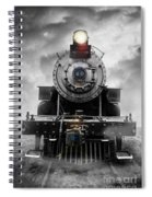 Steam Train Dream Spiral Notebook