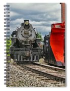 Steam Train Tr3637-13 Spiral Notebook