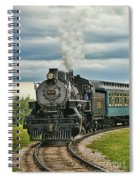 Steam Trains Tr3629-13 Spiral Notebook