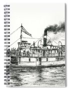 Steamboat Reliance Spiral Notebook