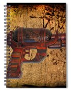 Steampunk - Gun - Ray Gun Spiral Notebook