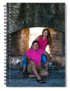 Stearns 8 Spiral Notebook