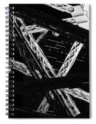 Steel Spiral Notebook