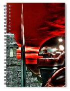 Steel And Faith Spiral Notebook