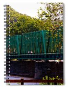 Steel Bridge Spiral Notebook