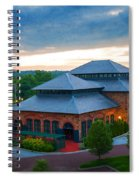 Steeling History Spiral Notebook