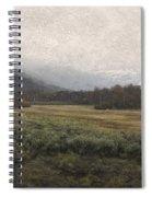 Steens Mountain Landscape - No. 2 Spiral Notebook