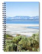 Steep Hill Spiral Notebook