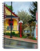 Steep Street Ladysmith Spiral Notebook