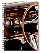 Steer Me Home Spiral Notebook