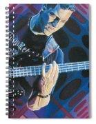 Stefan Lessard Pop-op Series Spiral Notebook