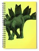 Stegosaurus Spiral Notebook