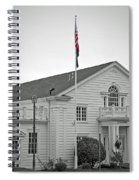 Steilacoom Town Hall Spiral Notebook