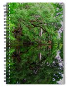 Steinhatchee River Spiral Notebook