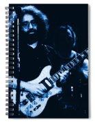 Stella Blue At Winterland 3 Spiral Notebook