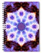 Stellar Spiral Eagle Nebula II Spiral Notebook