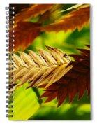 Stem Macro Spiral Notebook