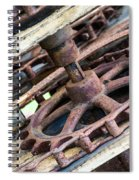 Step Back In Time Spiral Notebook