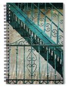 Step By Step - Into The Past Spiral Notebook