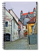 Step In Time Spiral Notebook