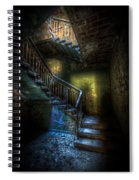 Step Into The Light Spiral Notebook
