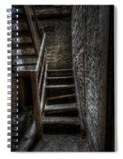 Step Three Spiral Notebook