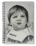 Stephanie Spiral Notebook
