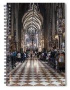 Stephansdom Austria Spiral Notebook