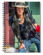 Stephen Spiral Notebook