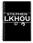 Stephen Talkhouse Spiral Notebook