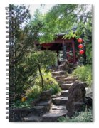 Stepping Into Harmony Spiral Notebook