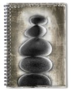 Stepping Stones Spiral Notebook