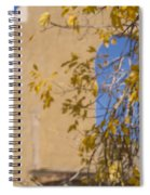 Steps And Fall Jerome Spiral Notebook